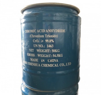 CHROMIC ANHYDRIDE – TRUNG QUỐC