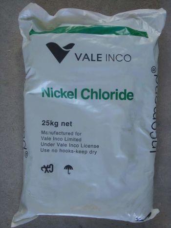 NiCl2 – NICKEL CHLORUA – INCO