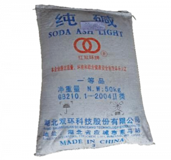 NA2CO3 – SODIUM CARBONATE (SODA ASH LIGHT) 99,2% – TRUNG QUỐC