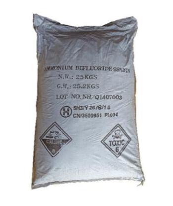 NH4HF2 – AMONIUM BIFLOURIDE 98% – Trung Quốc