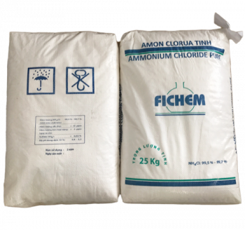 NH4CL – AMMONIUM CHLORIDE 99.5% – VIỆT NAM