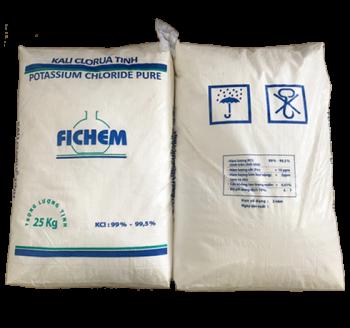 KCl – Potassium Chloride – Việt Nam