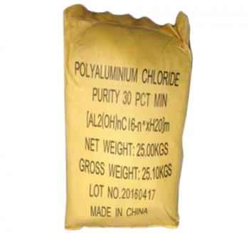 PAC (28-30%) yellow powder – Trung Quốc
