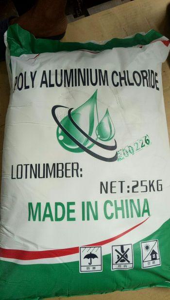 PAC (28-30%) white powder – Trung Quốc