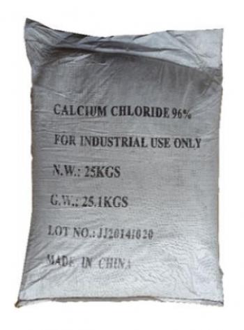CaCl2 – Calcium Chloride 96%  – Trung Quốc