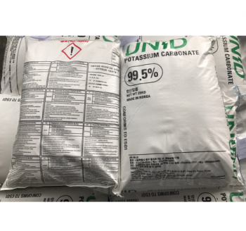 K2CO3 – Potassium Carbonate 99,5% – Hàn Quốc
